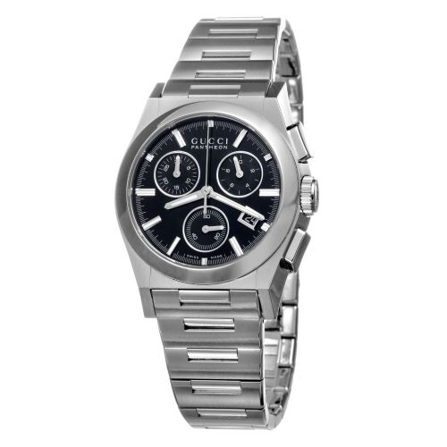 GUCCI Pantheon Chronograph Gents Watch YA115406